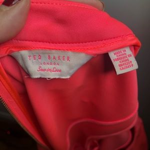 Ted Baker neon pink